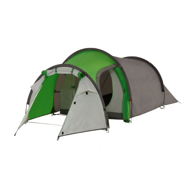 Coleman Cortes 2 Man Expedition Camping Tent, 2 Person Camping Hiking Backpacking Tent- Grasshopper Leisure